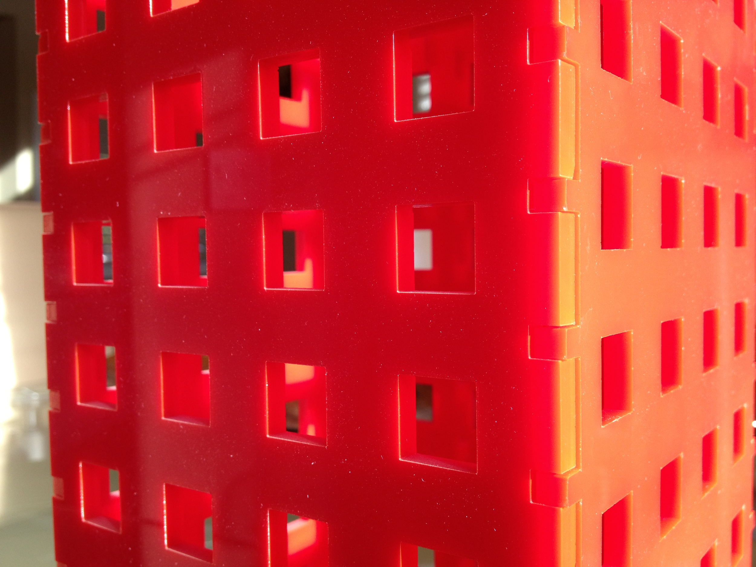 Laser Cut Housing