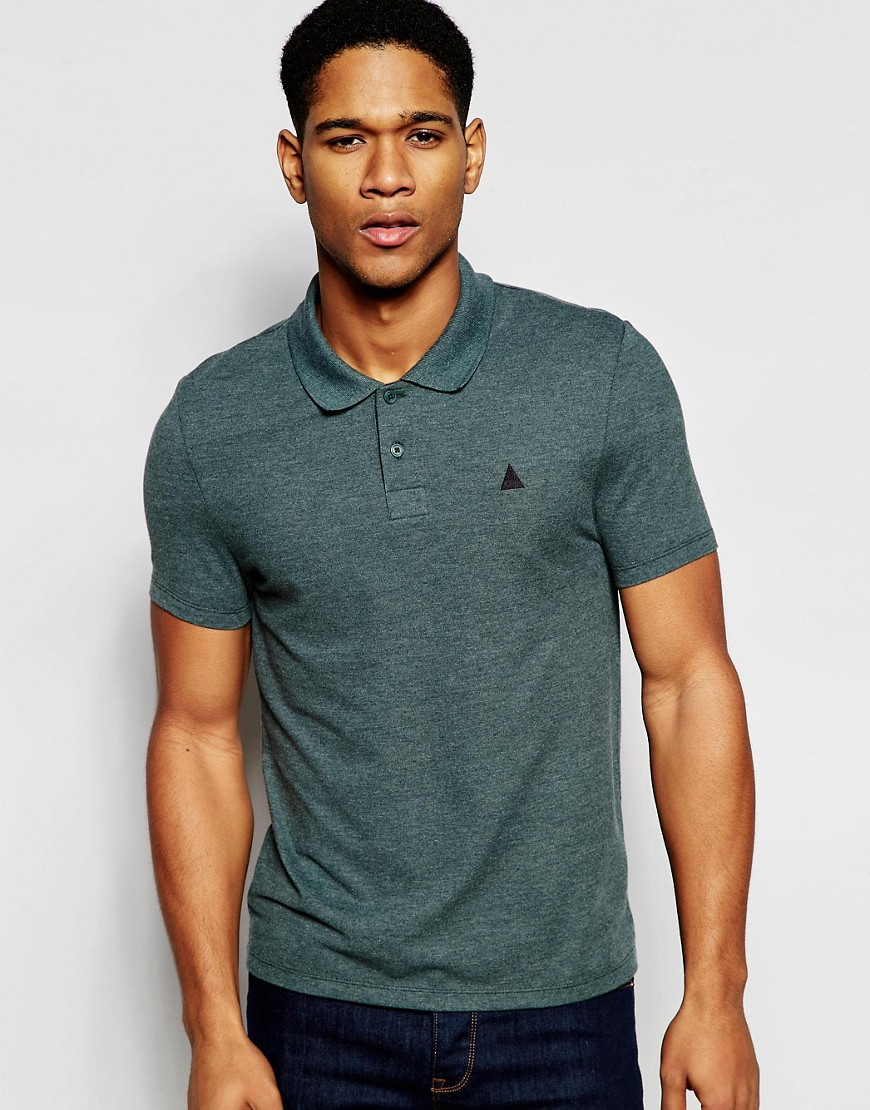ASOS Polo - Green