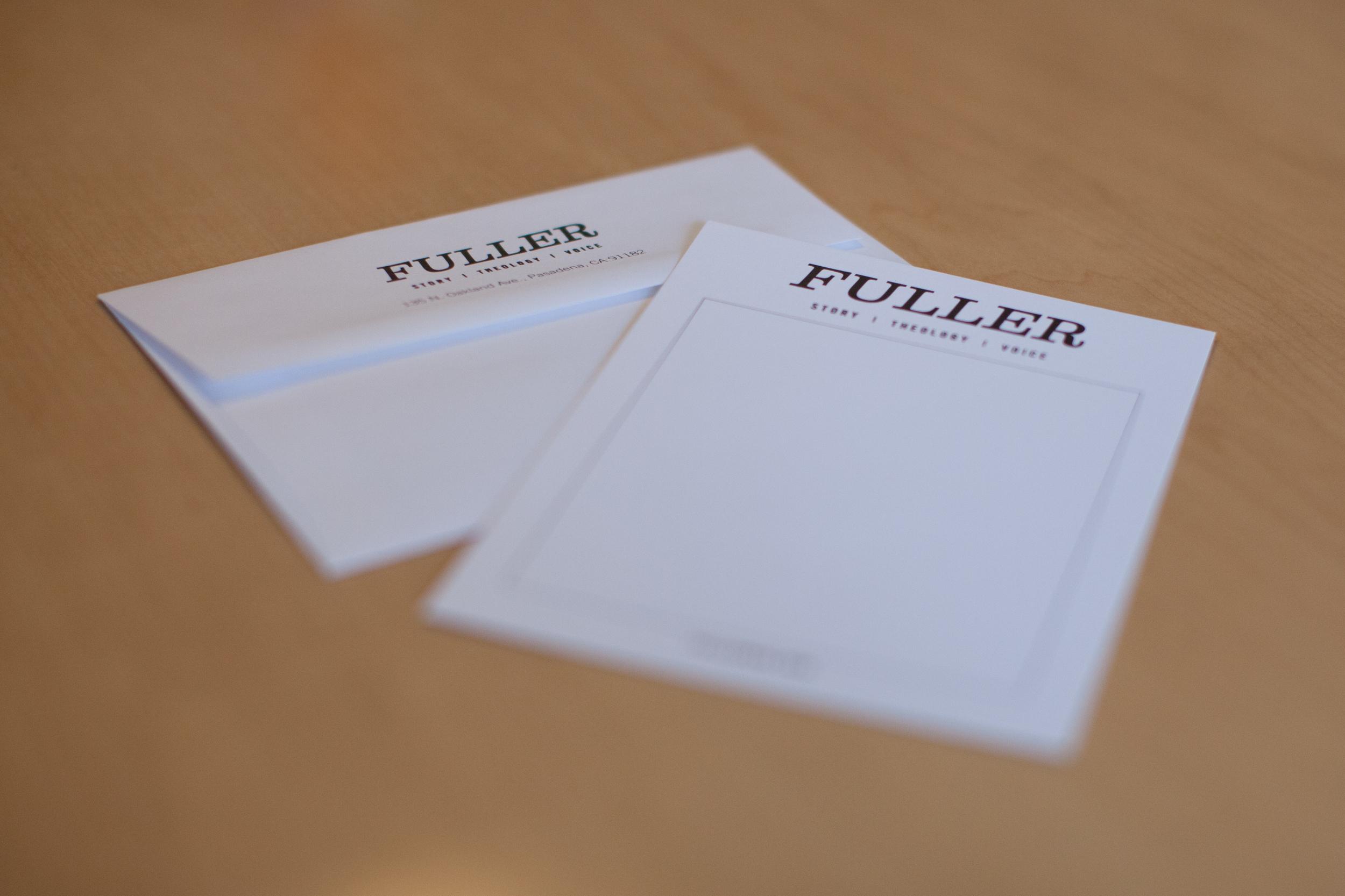 3x5 postcardand envelope