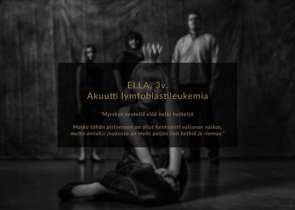 Mukana Fotofinlandia 2016 finalistisarjassa.