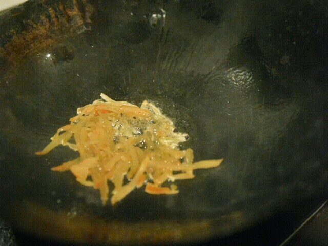 start med den mystiske zha-cai'en 首先榨菜