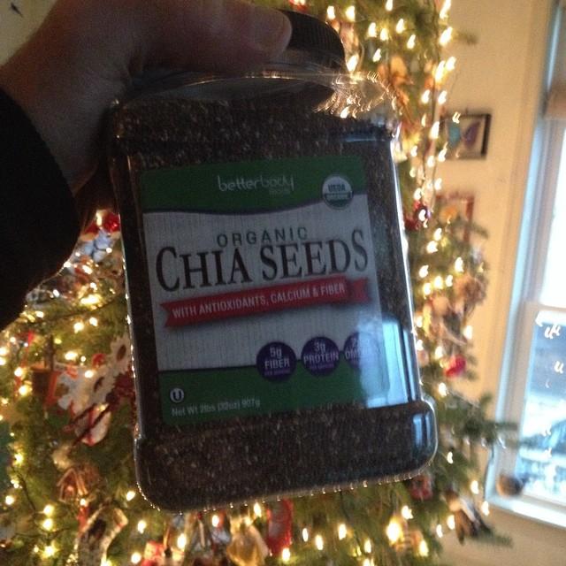Early Christmas present #totalwellness #healthyholidays
