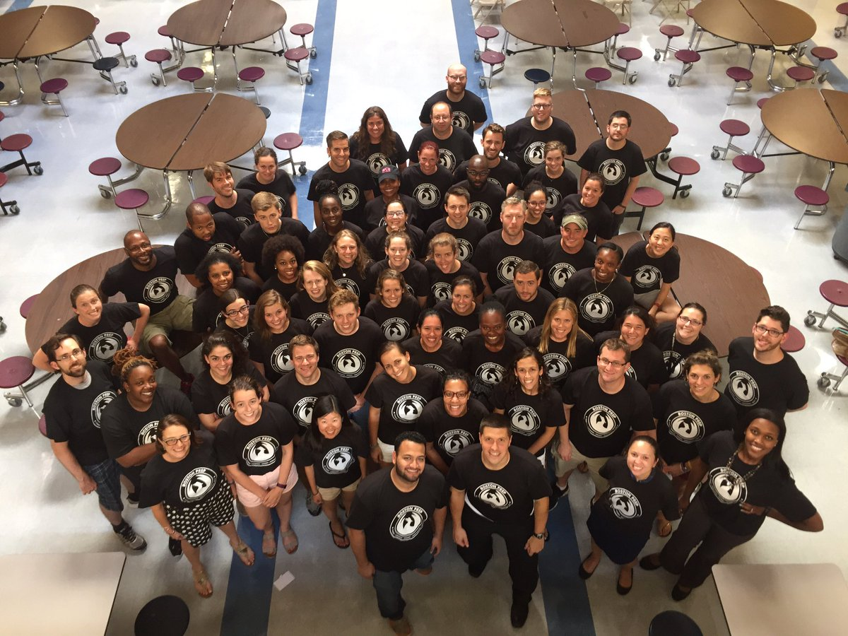 One Mission. One Team. The 2016-2017 Boston Prep faculty.