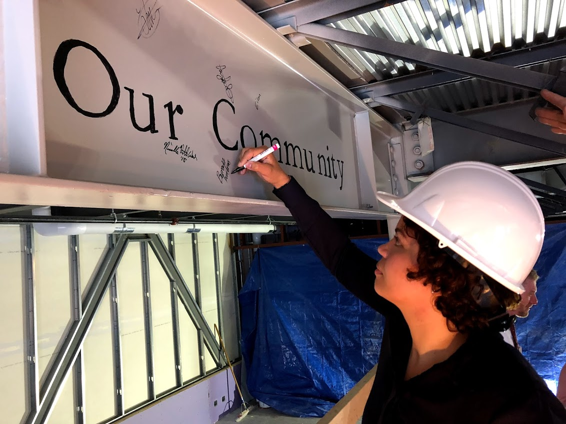 Phase Two Beam Signing