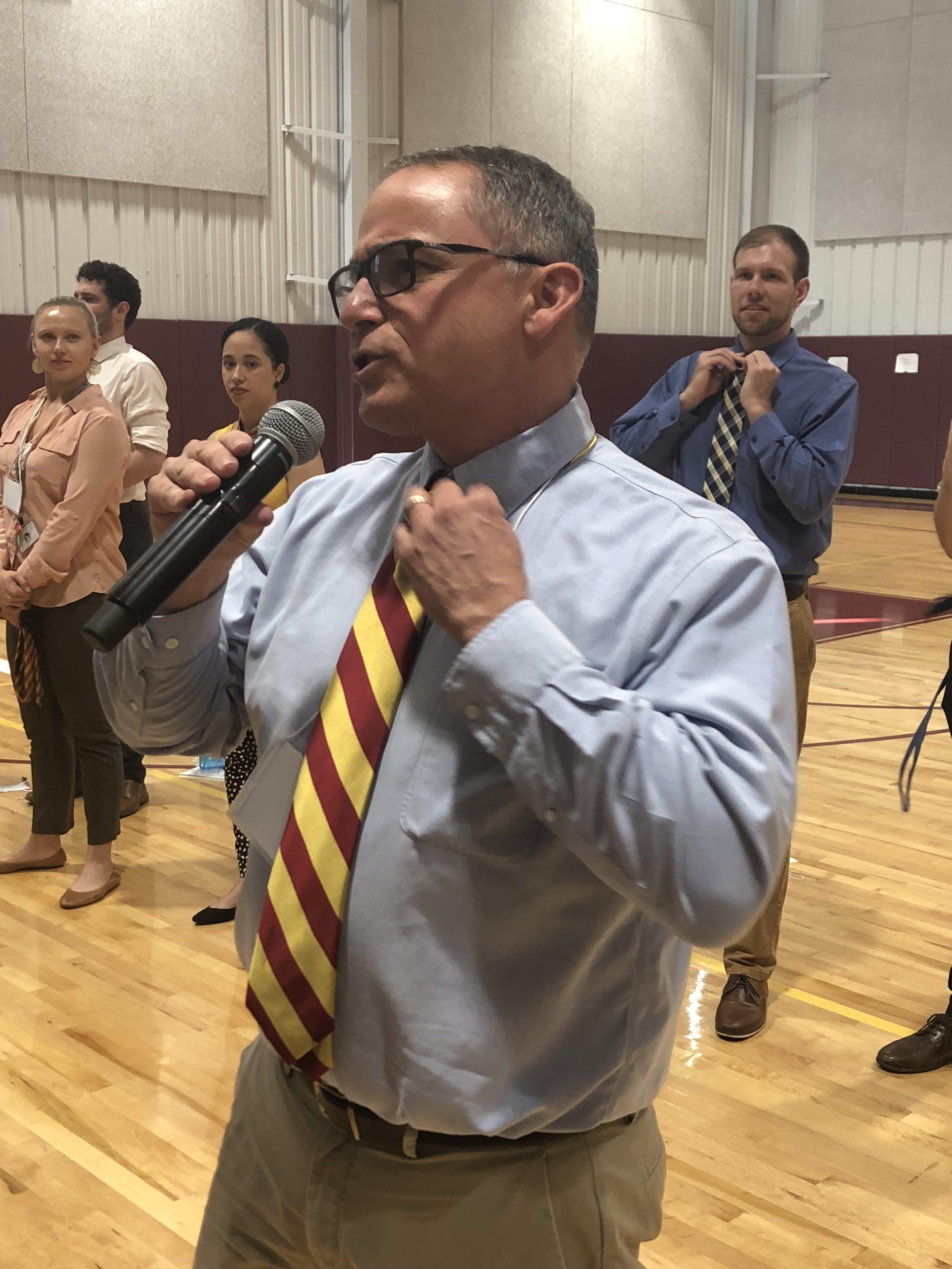 2018.08.27 Berkley leading Tie Ceremony.jpg