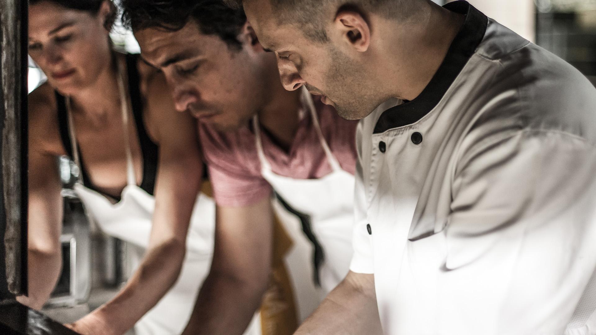 Cooking at Villa Bordoni