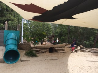 Healesville Sanctuary Playground
