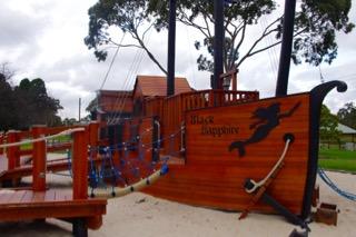 Black Sapphire Playground