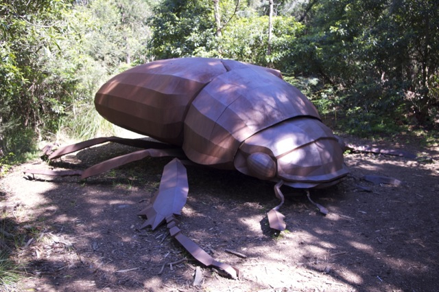 Mc Clelland Sculpture Park