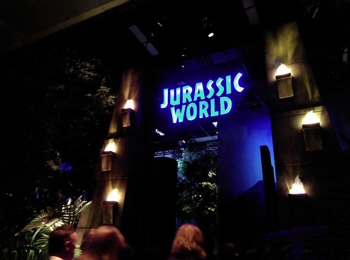 Melbourne Museum Jurassic World