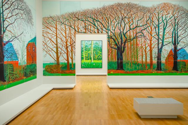 David Hockney - Current