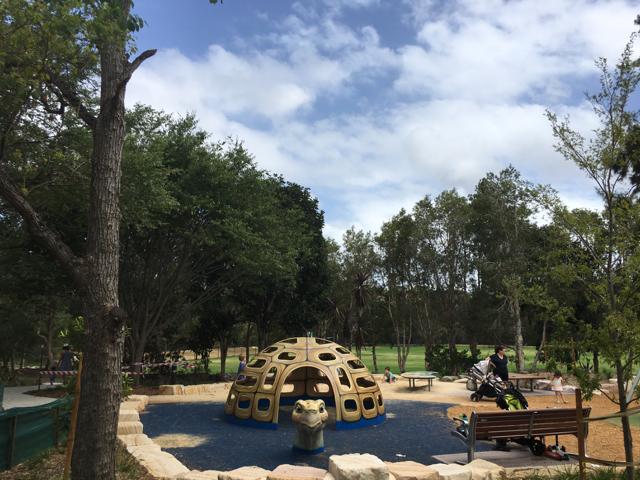 Hallstrom Park Willoughby