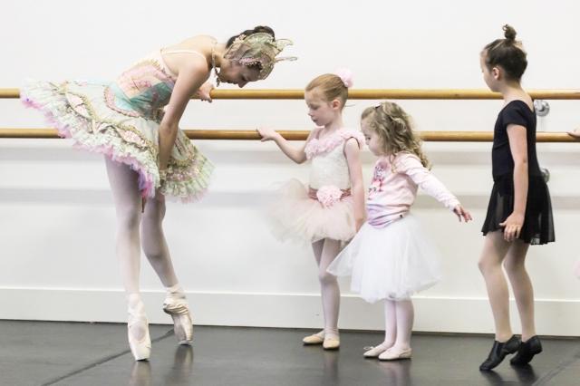 Photo credit: Australian Ballet -  Ally Deacon