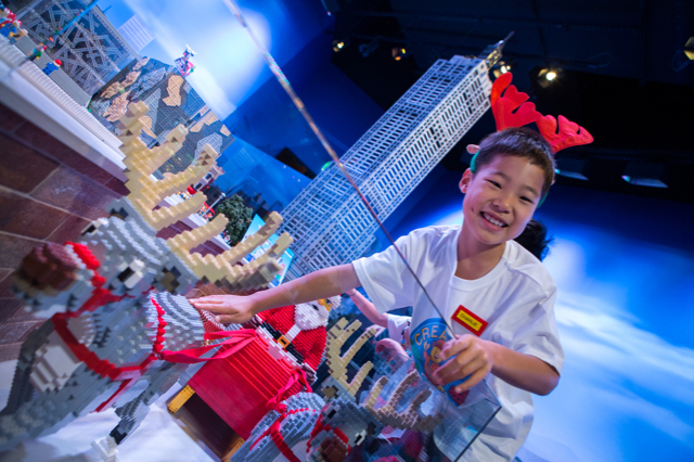 Photo credit: Legoland Discovery Centre Melbourne