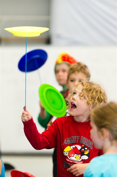 Image credit: Roola Boola Children's Arts Festival