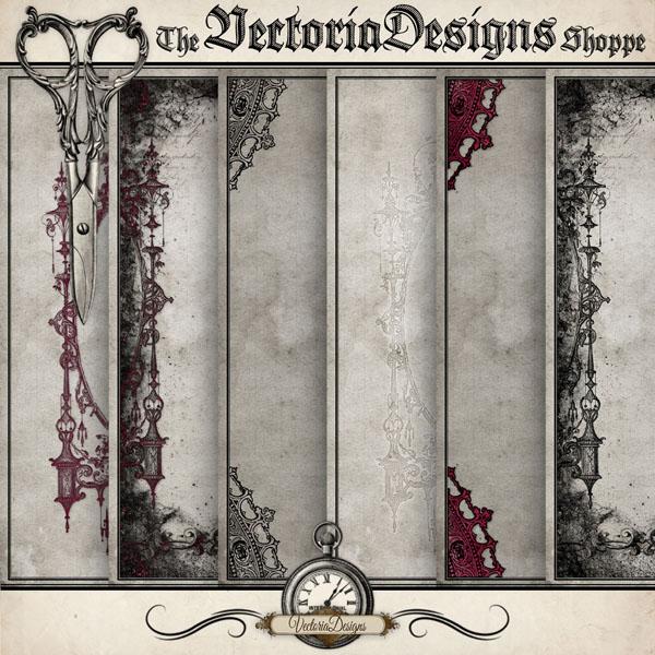 VDSTGO1123 gothic writing paper shopify promo 1.jpg