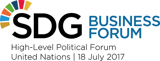 18 July 2017 - New York, United States of America   Following the success of last year's inaugural forum, the second annual SDG Business Forum will take place at the United Nations on 18 July 2017 during the ministerial segment of the High-Level Political Forum (HLPF) on Sustainable Development.  Carolien will be speaking here during the first session on Private Sector Investing in the Sustainable Development Goals.  Check out her speech on UN TV  here  (starting at 1:34:00)!