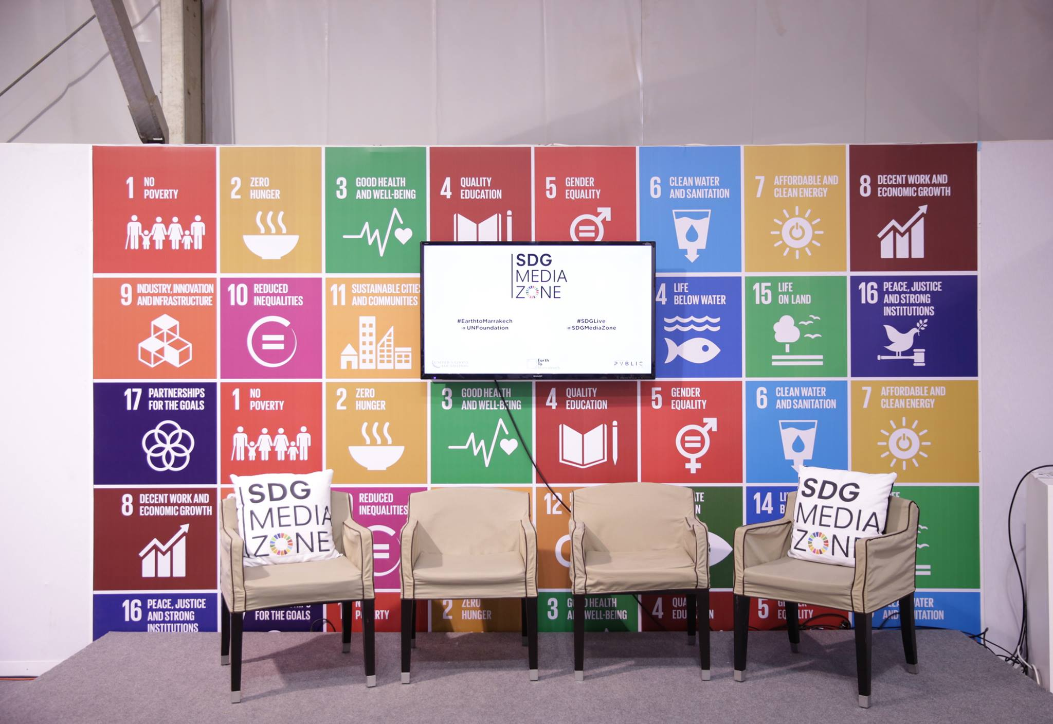 21 September 2017 - SDG Media Zone, United Nations HQ, New York, USA   On behalf of C-Change, Carolien de Bruin will moderate a 15-minute panel called  Connect 4 Impact: The Urgency of Strategic, Collaborative SDG Action . The panel members are Siddarth Chatterjee (UNDP), Githinji Gitahi (Amref Flying Doctors) and Myriam Sidibe (Unilever). To follow the panel discussion on  livestream , please go  here .