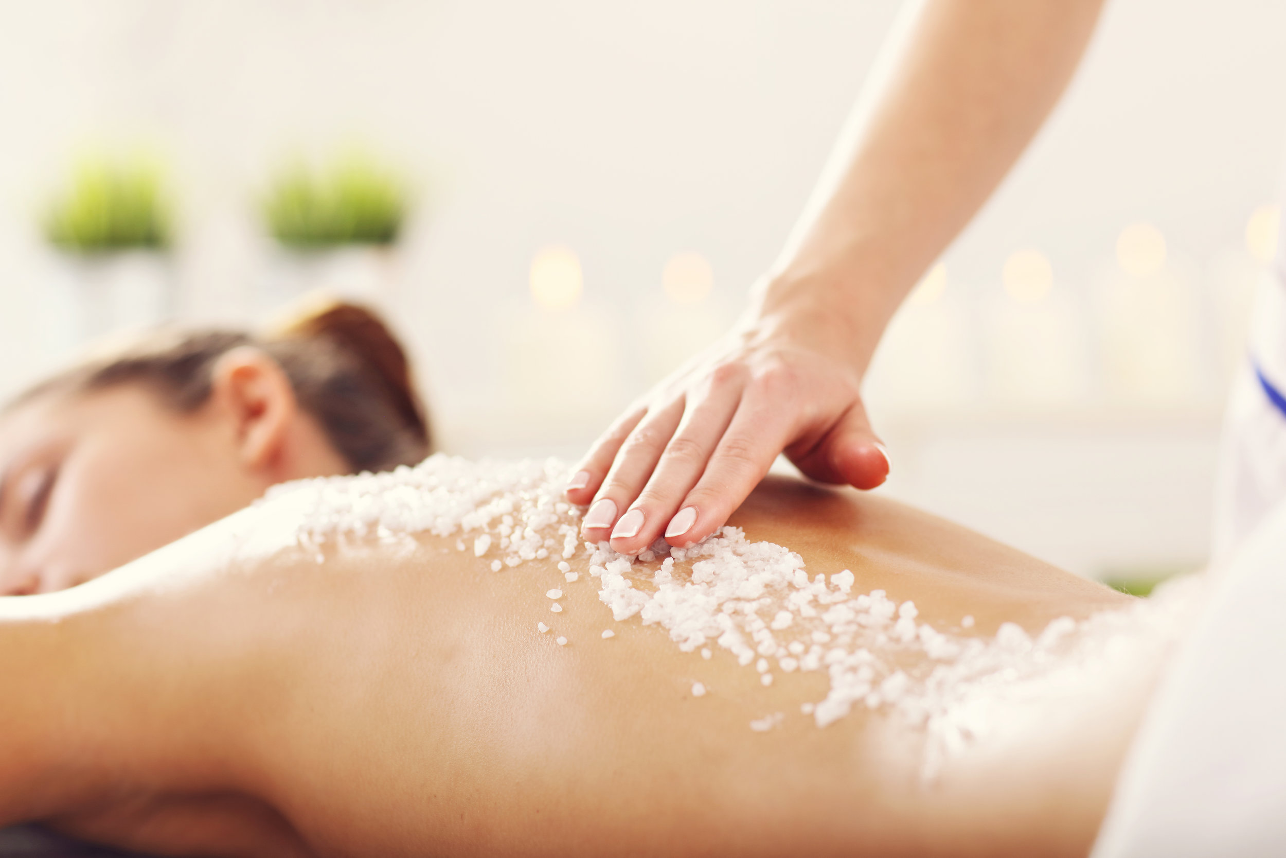 SPA AND WELL BEING FACIALS -