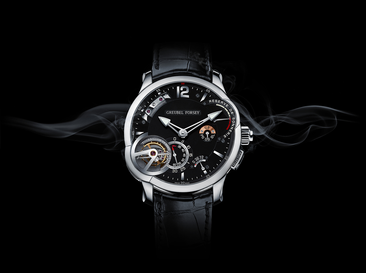 Greubel Forsey  Wired