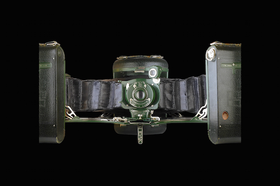 Annemarie Heinrich's Kodak No. 1, 2014