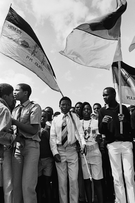 Inkatha Freedom Party, Vulindhela, Pietermaritzburg, KwaZulu-Natal, 1987