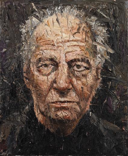 Frank Auerbach, 2016