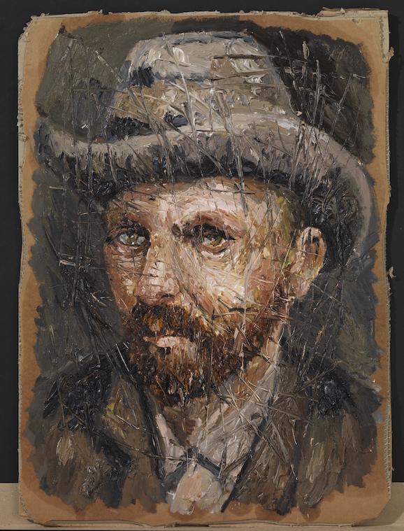 Vincent van Gogh, 2017