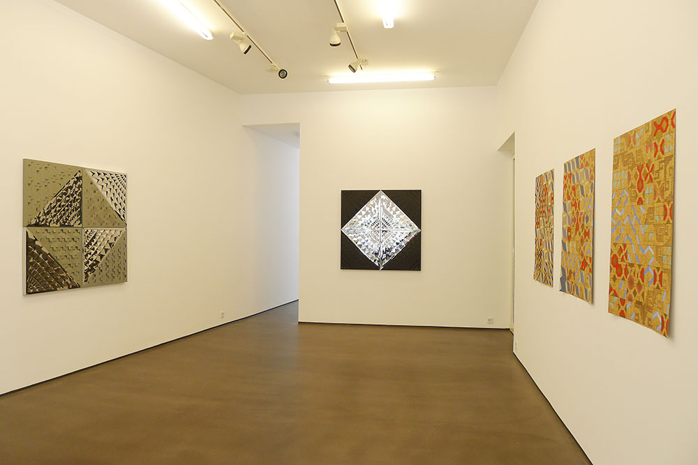 exhibition view, SYMBOLIC MATCH, 2019
