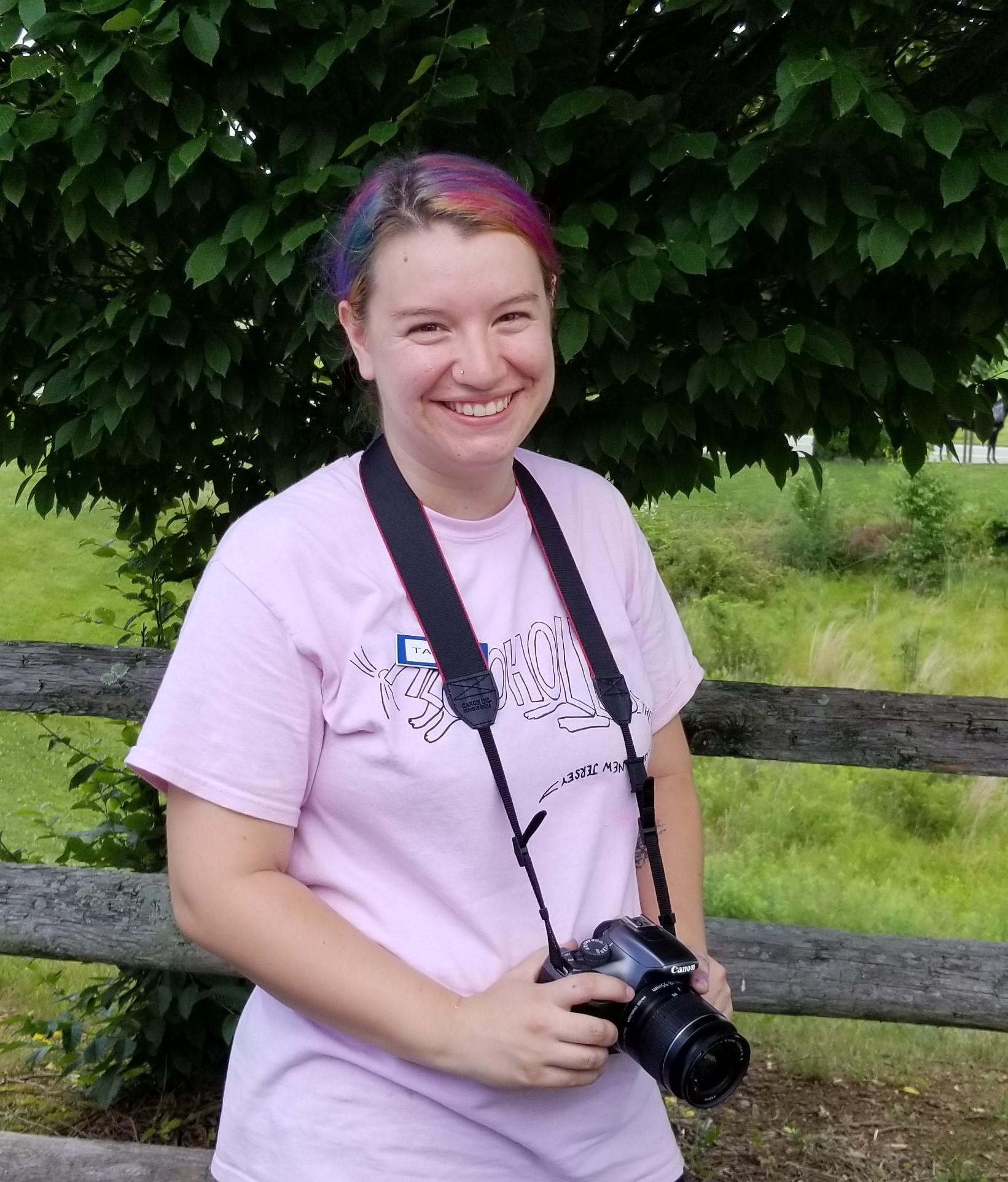 Taylor Scott - Camp Program Volunteer