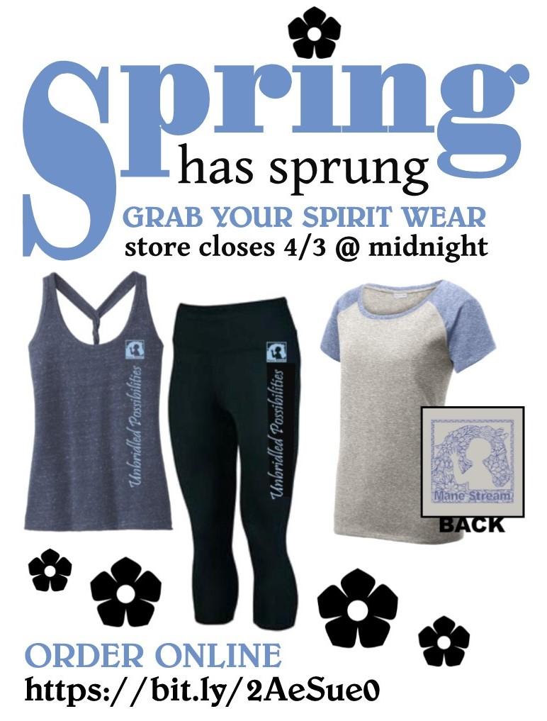 2019 Spring online apparel store - SRING HAS SRUNG AD.jpg