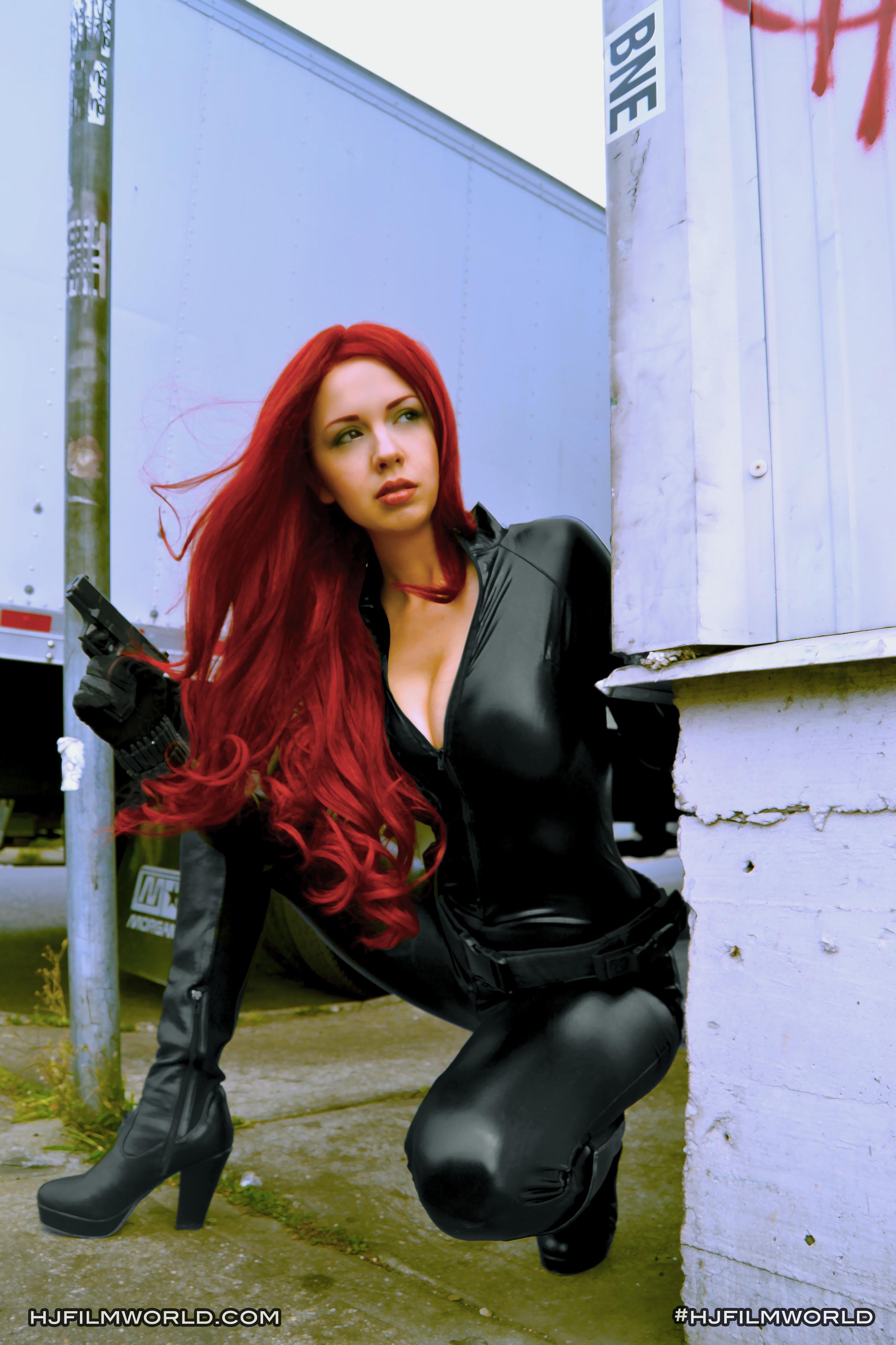 Model: Yulia Yanina
