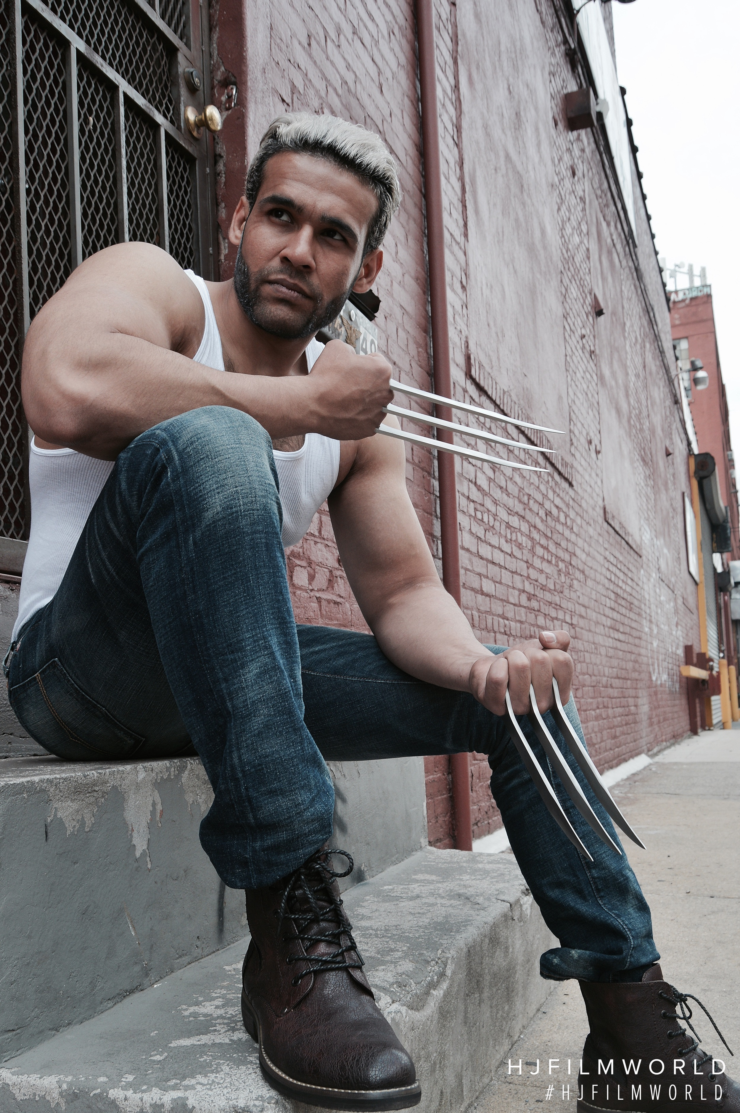 Model:Usman Tiger Javed