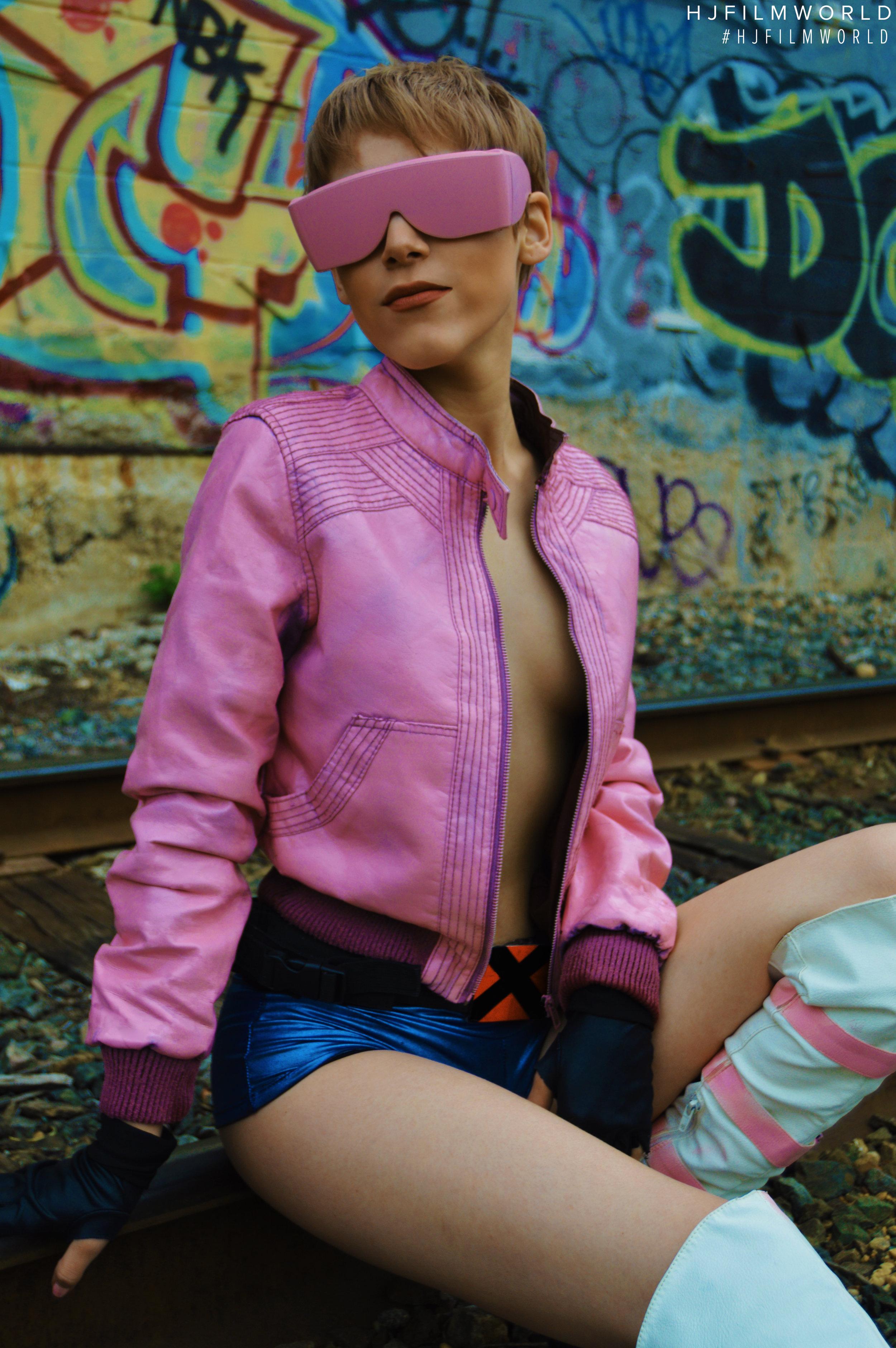 Model: Lucia Acosta