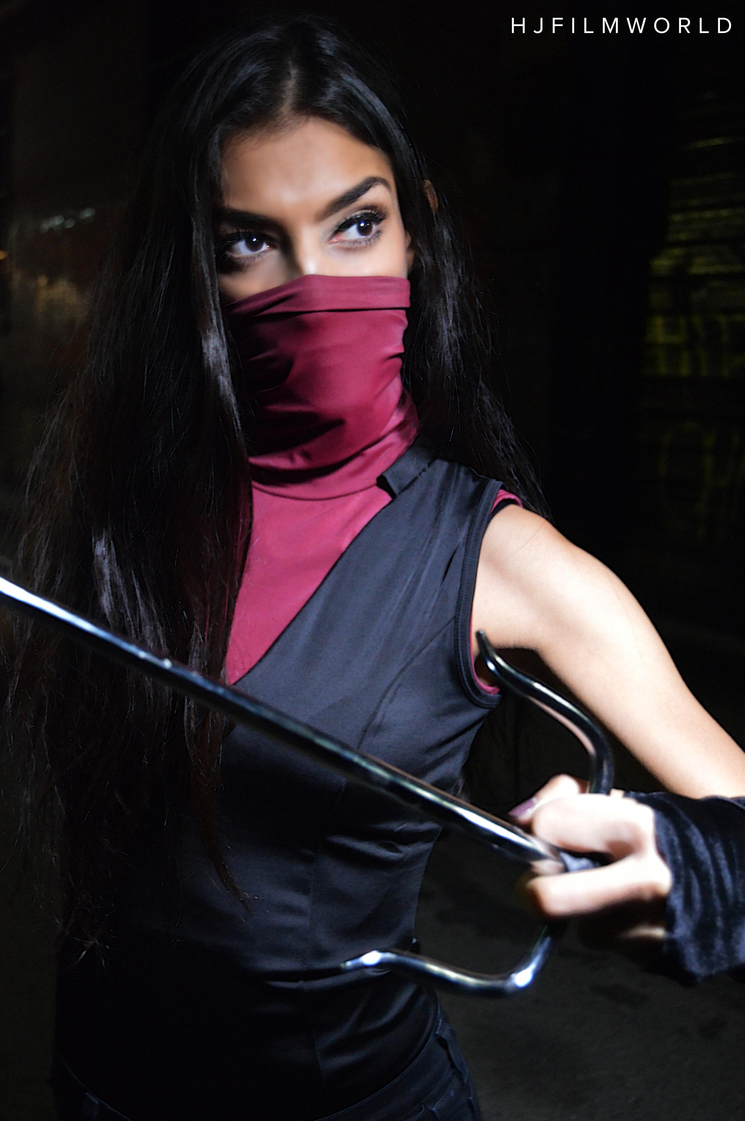 Model: Nour Assaf