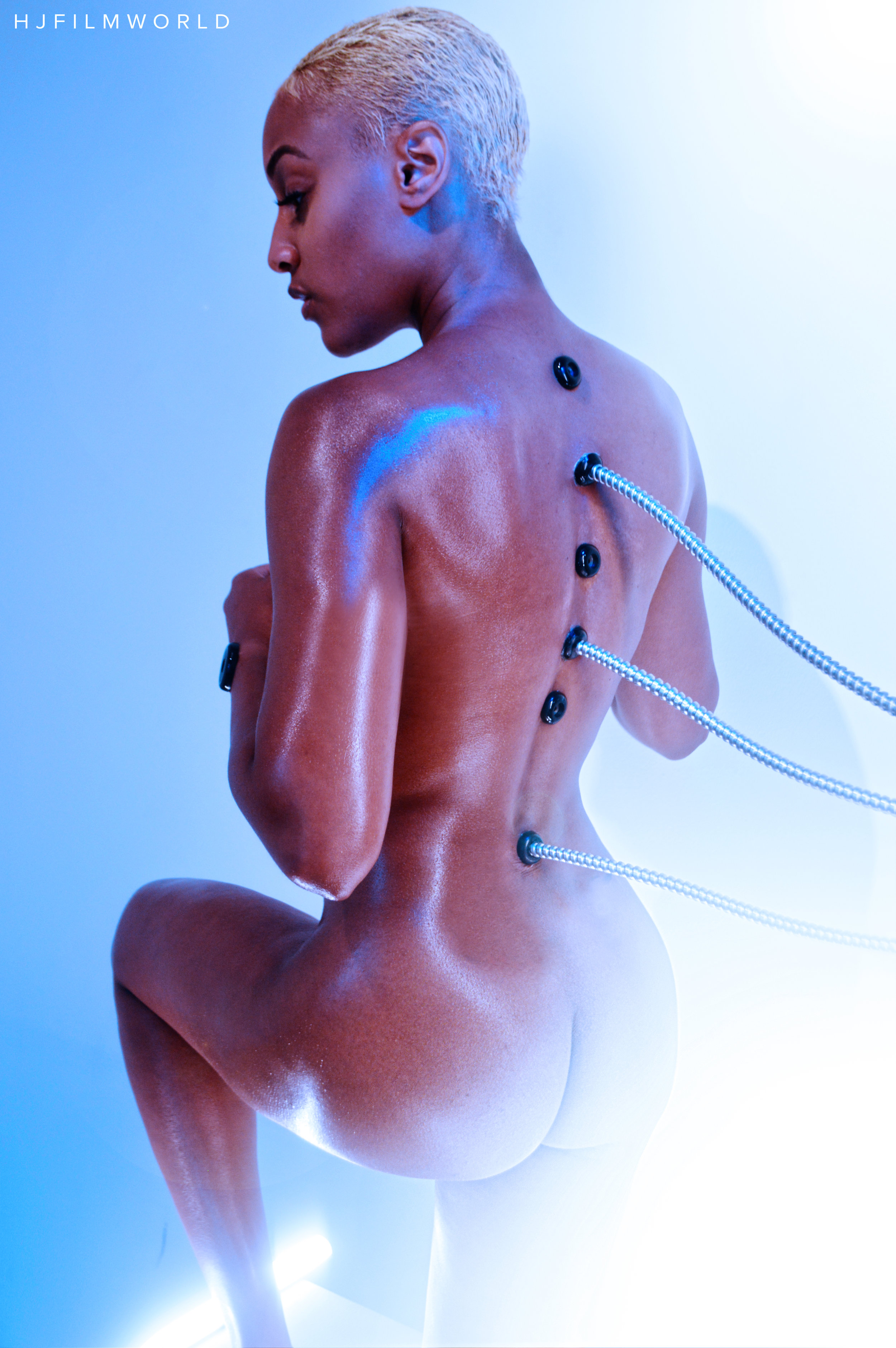 Model: Shanice Thompson