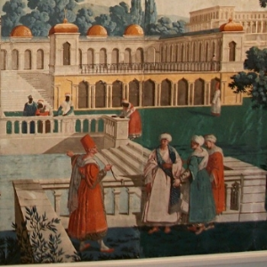Rives de Bosphore by Dufour, 1812