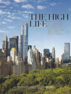 "January-February 2016    Veranda, ""The High Life""    Designer: Cathy Kincaid    Zuber Les Lointains"