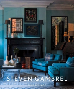 2012  Time and Place  Designer: Steven Gambrel  Zuber Hindoustan