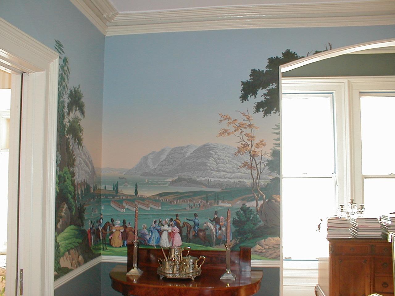 Original installation