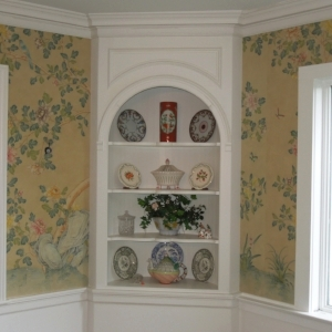 Gracie Chinoiserie Removal and Reinstallation