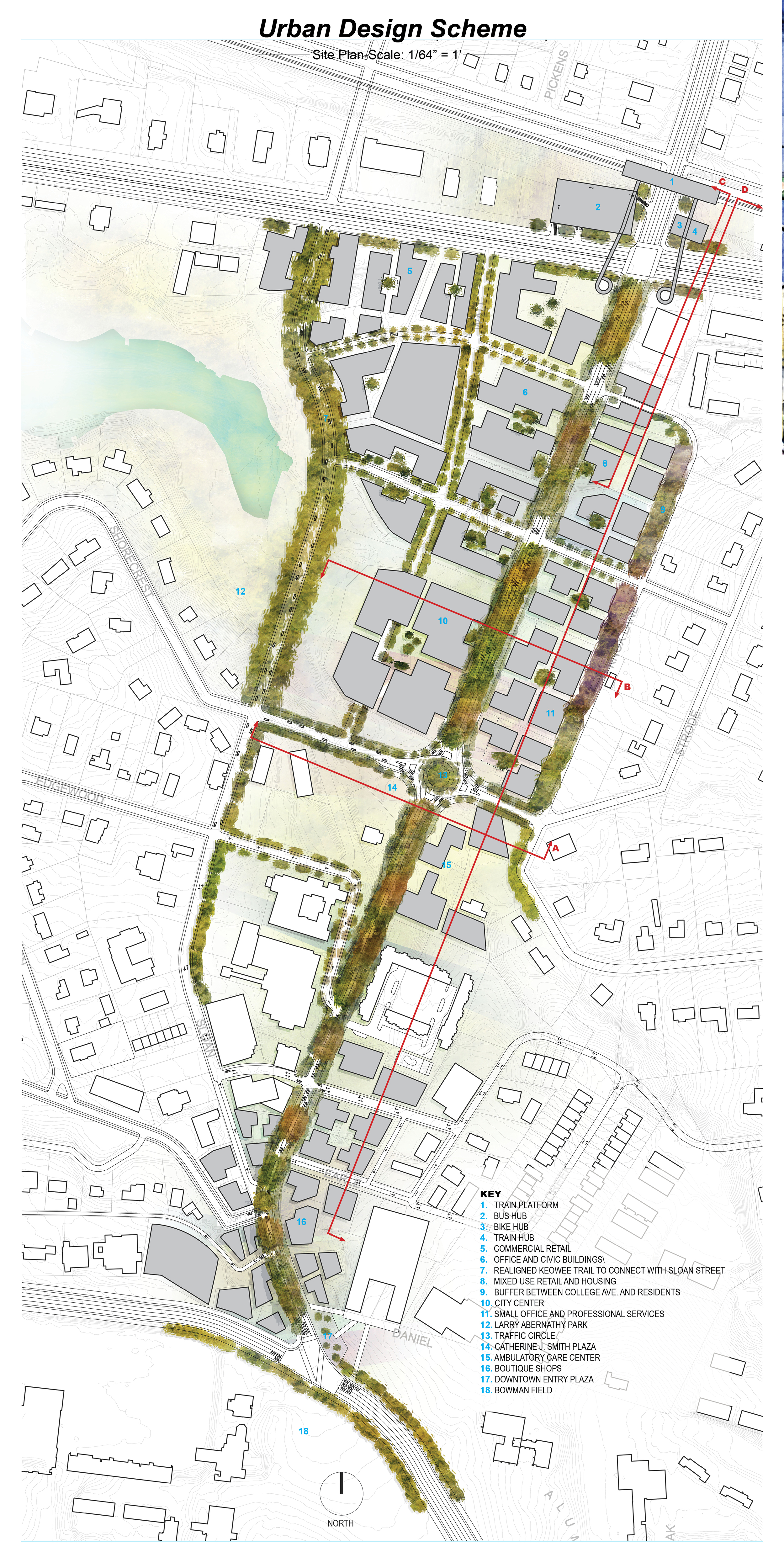 Working Clemson Urban Design Phase II boards Public Forum II Number 22.jpg