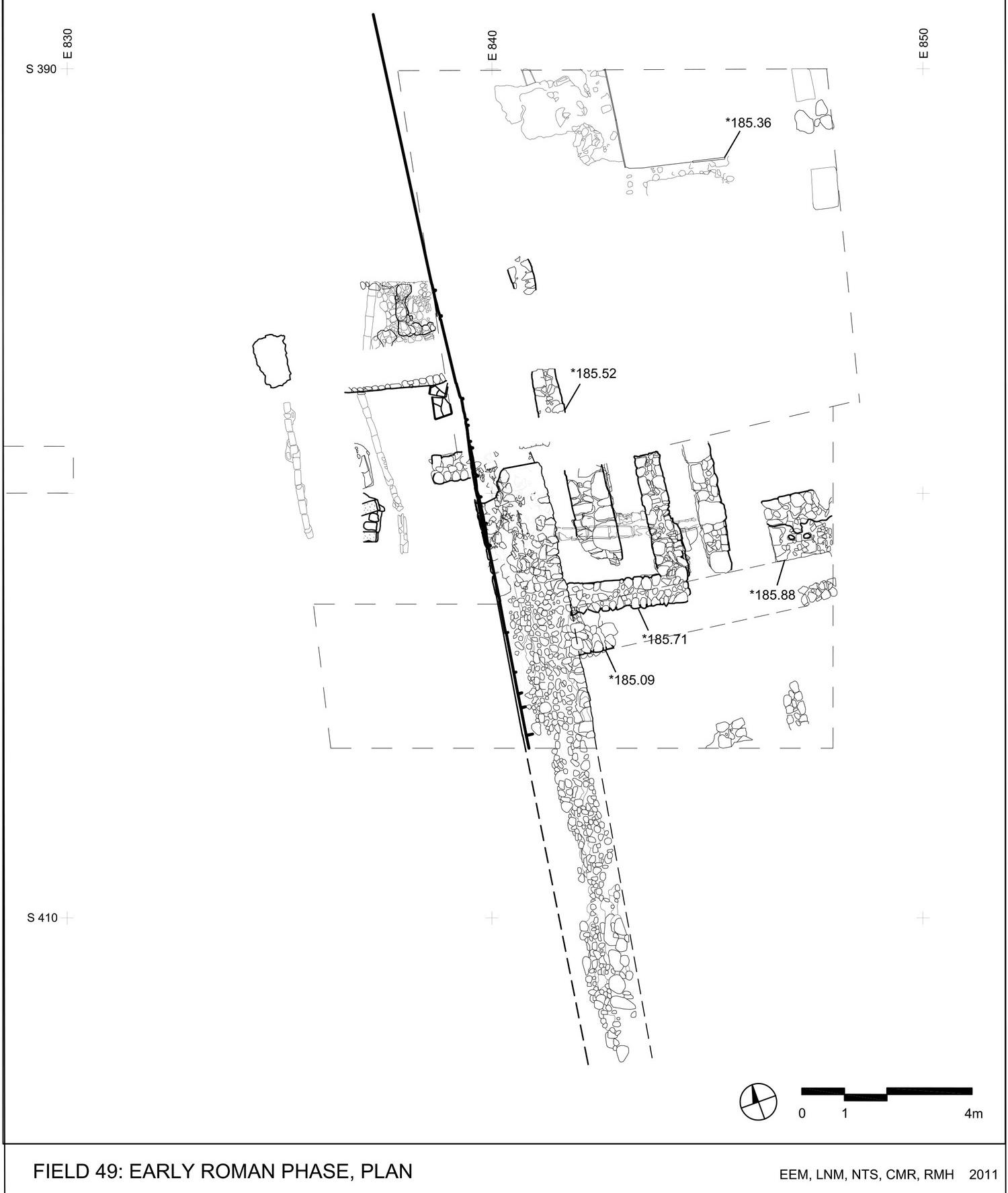 Early Roman Phase, Plan.jpg