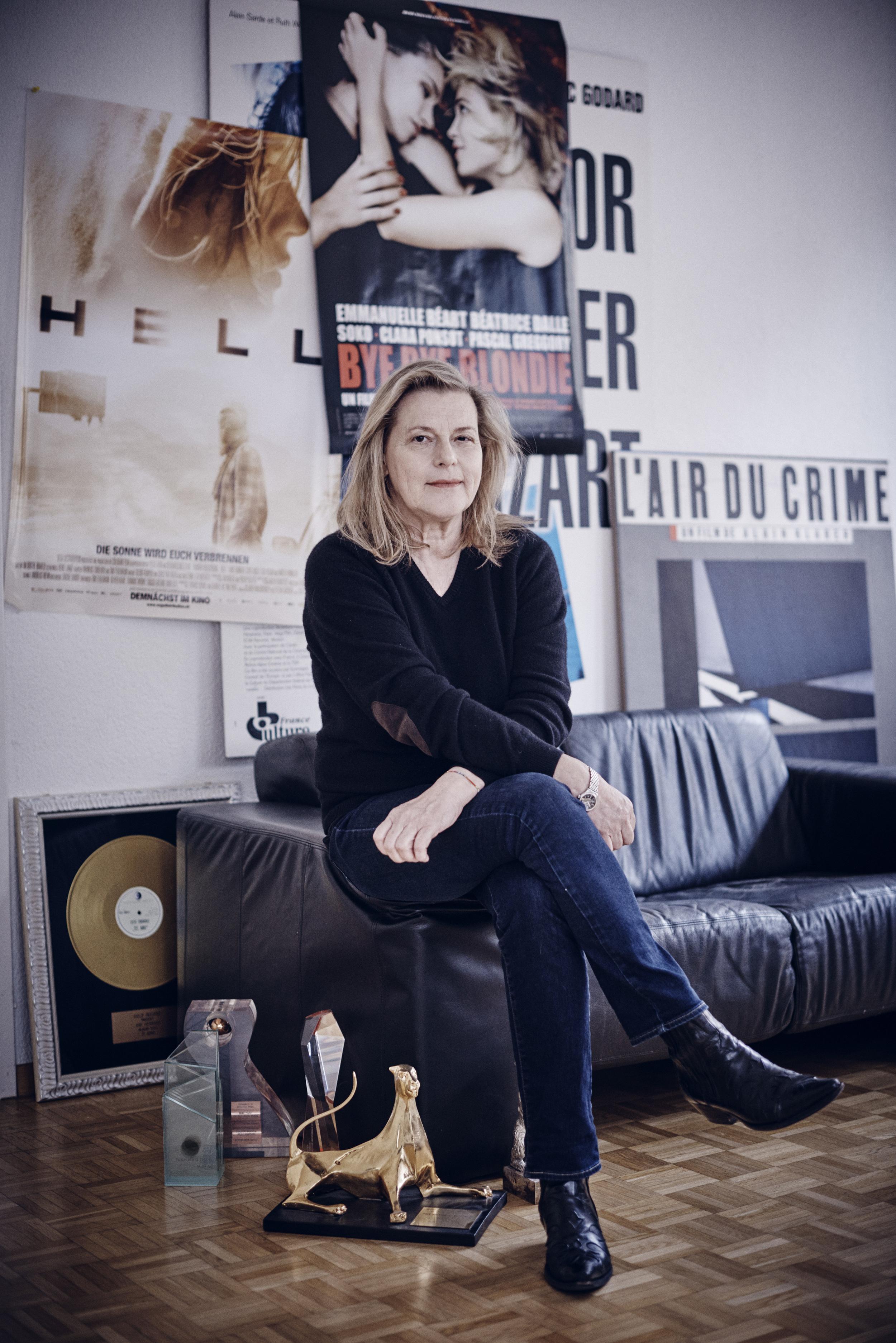 Ruth Waldburger Producer