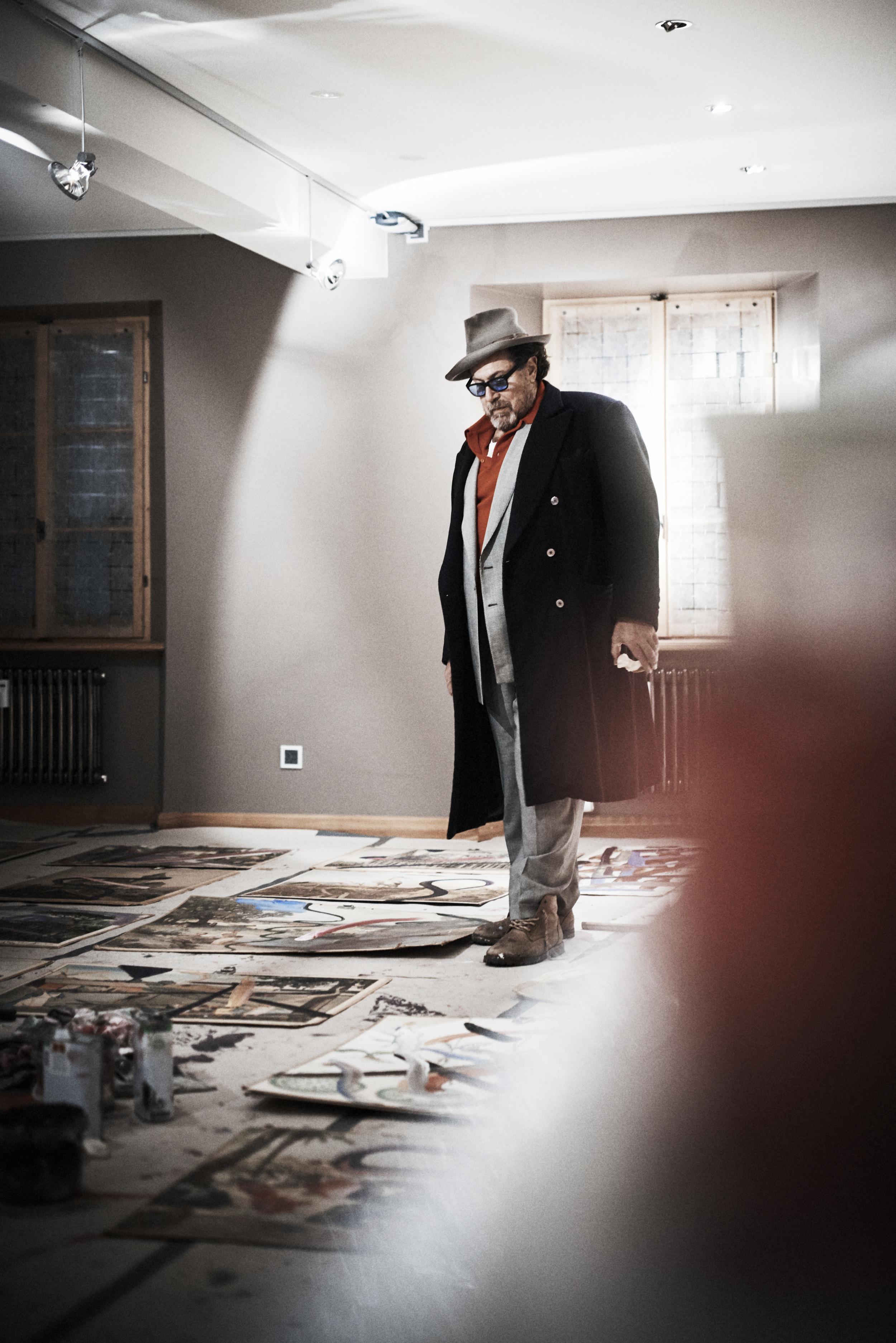 Julian Schnabel Artist & Filmmaker