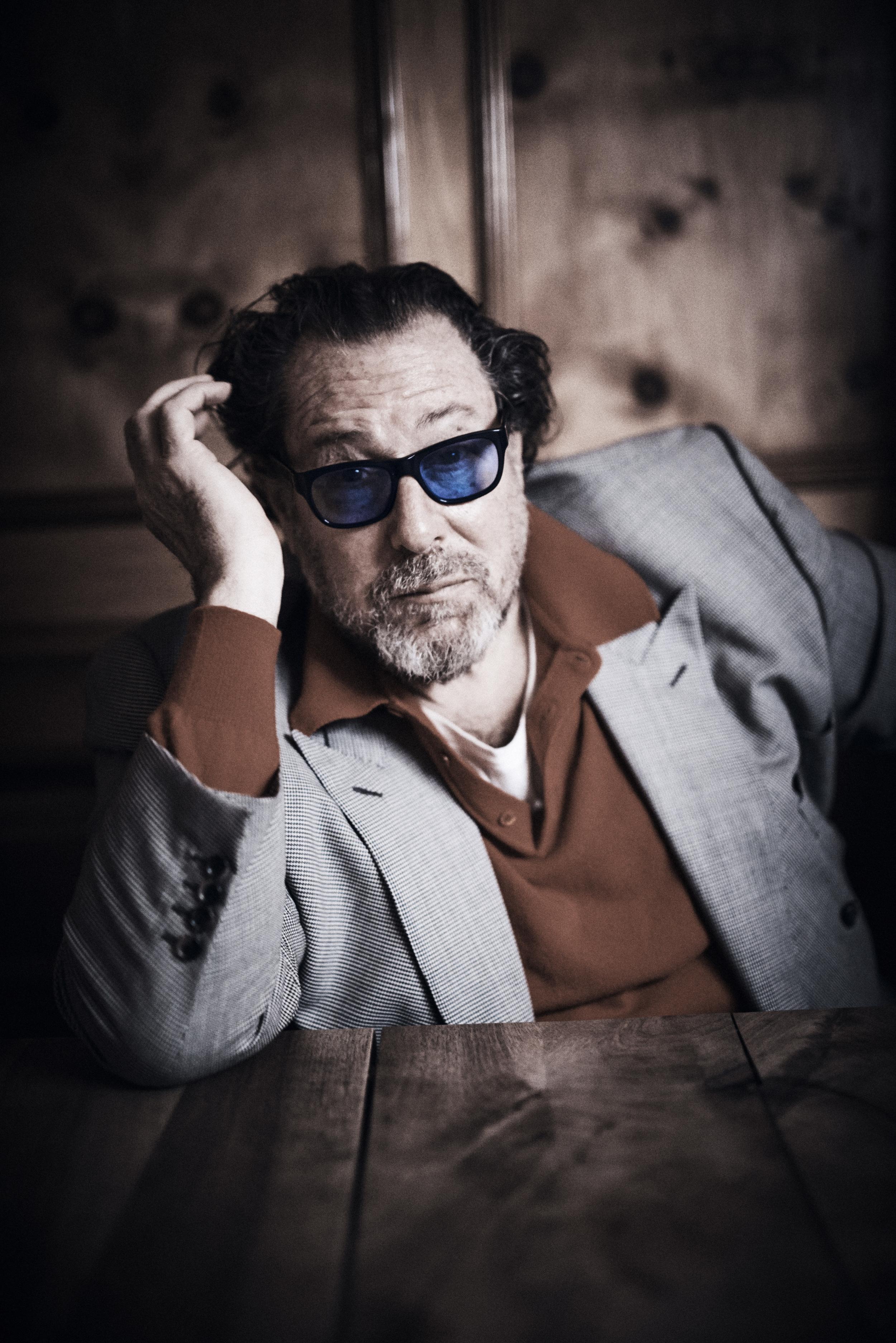 Julian Schnabel Artist Filmmaker