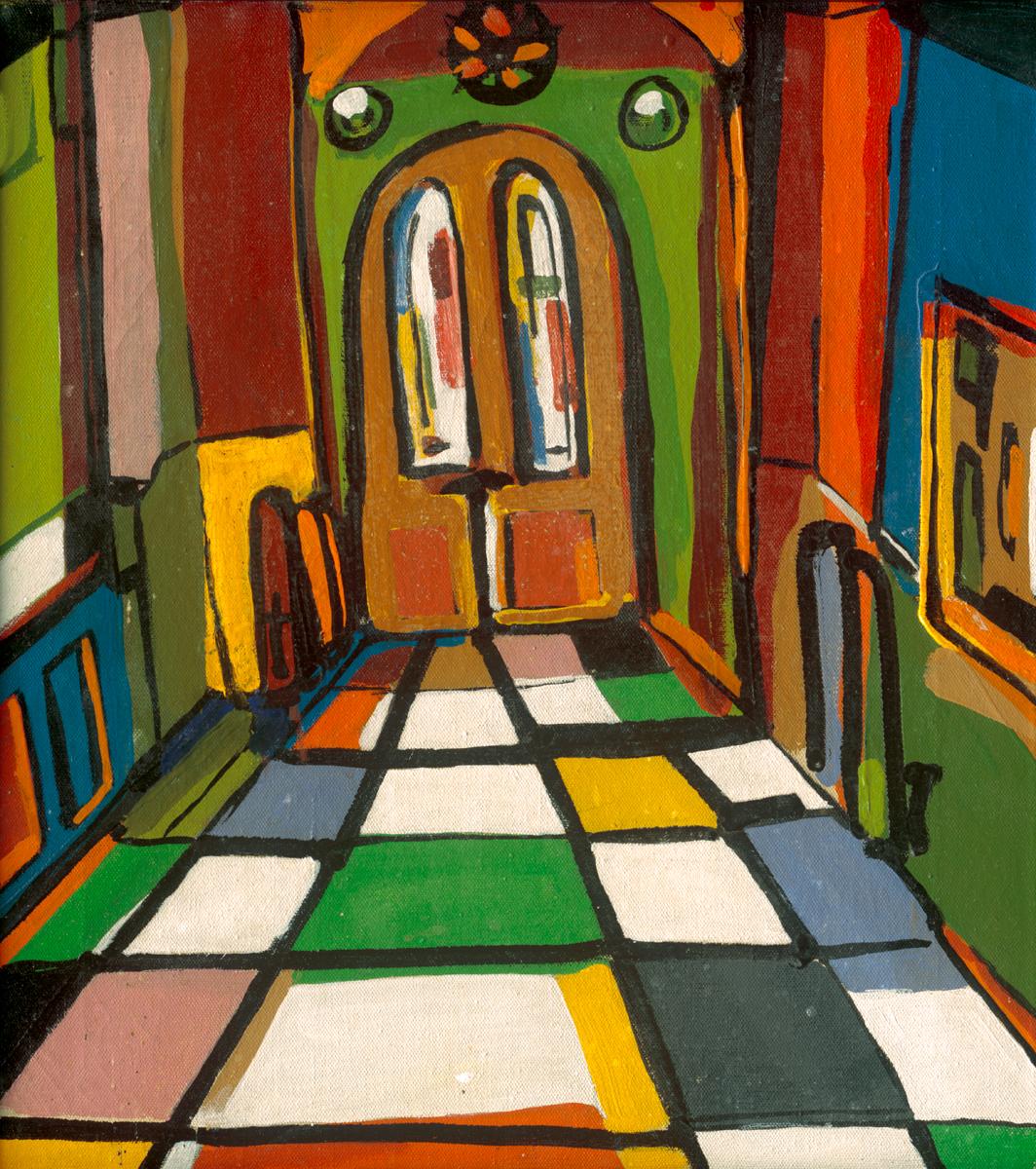 Recitation Hall  (1952)