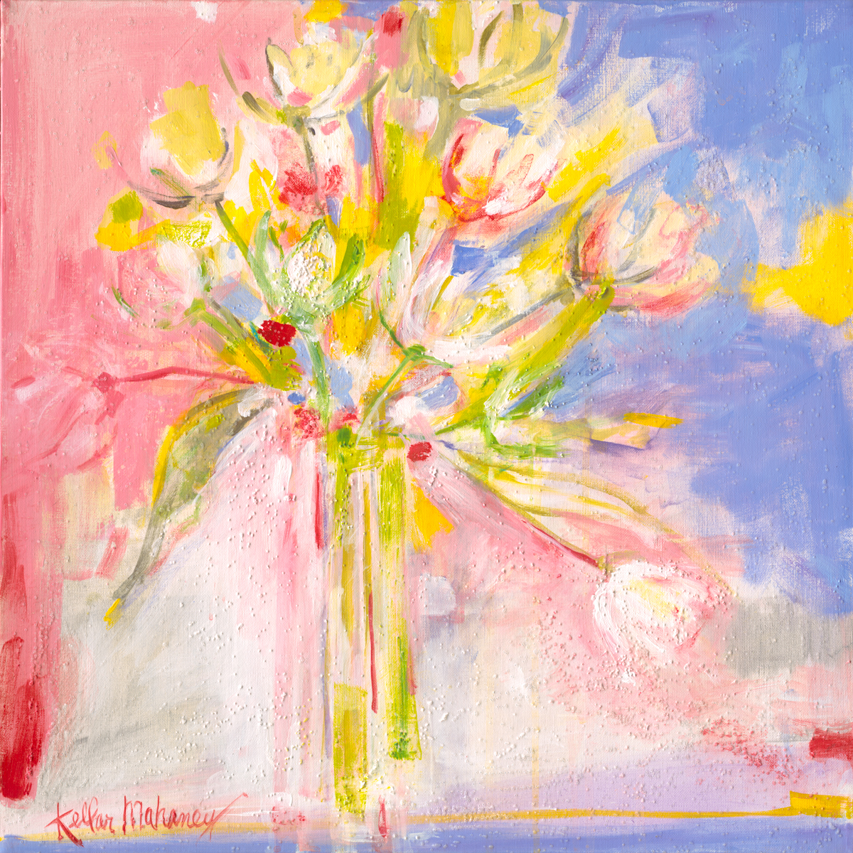 One White Tulip  (2009)