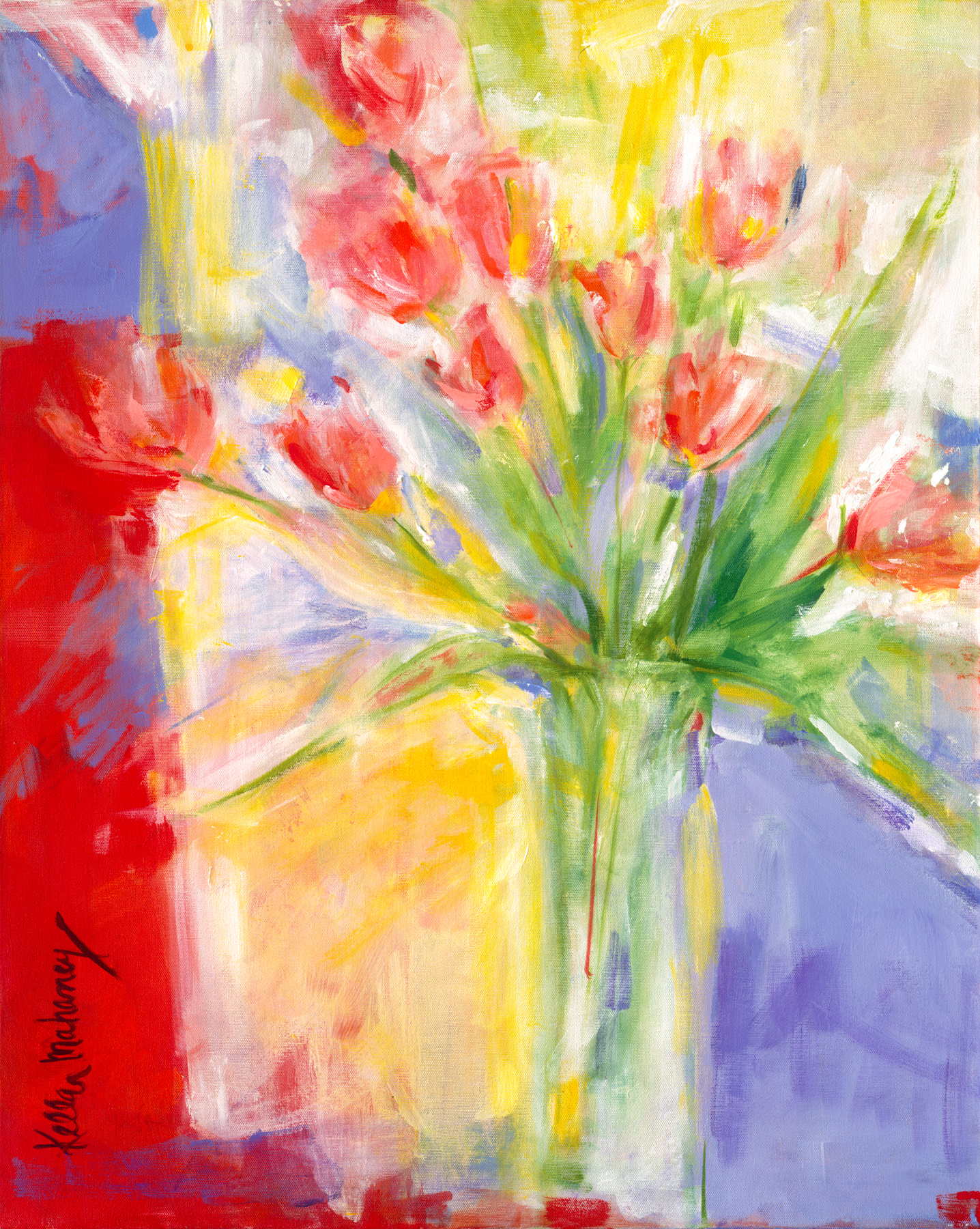 Tulips At 480  (2005)