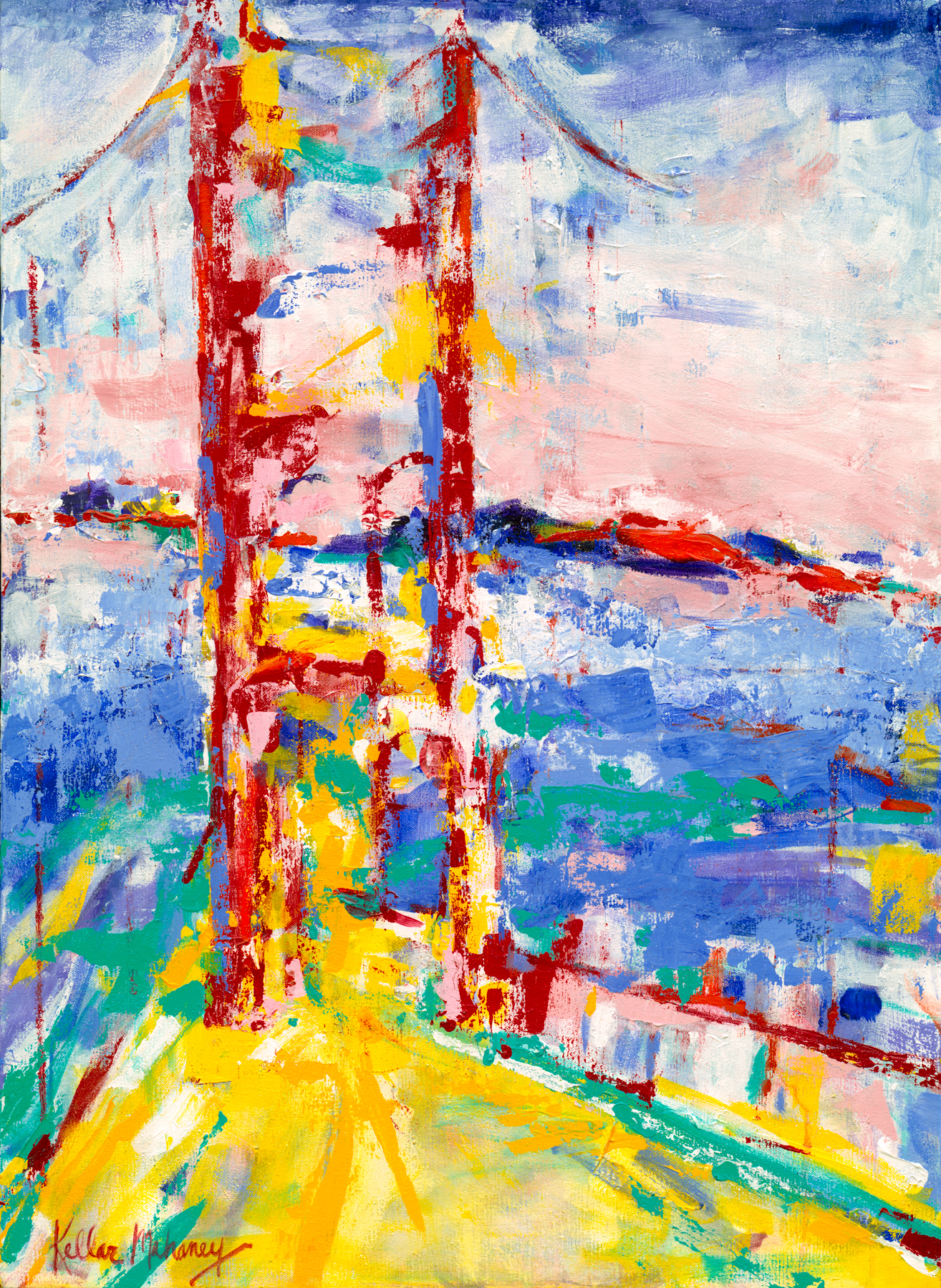Onto the Golden Gate (2002)